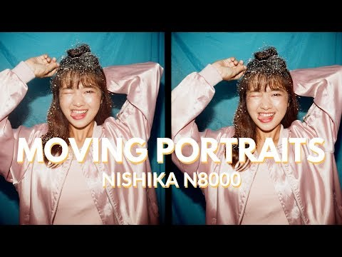 Make Film Photos Move! | Nishika N8000 3D Film Camera