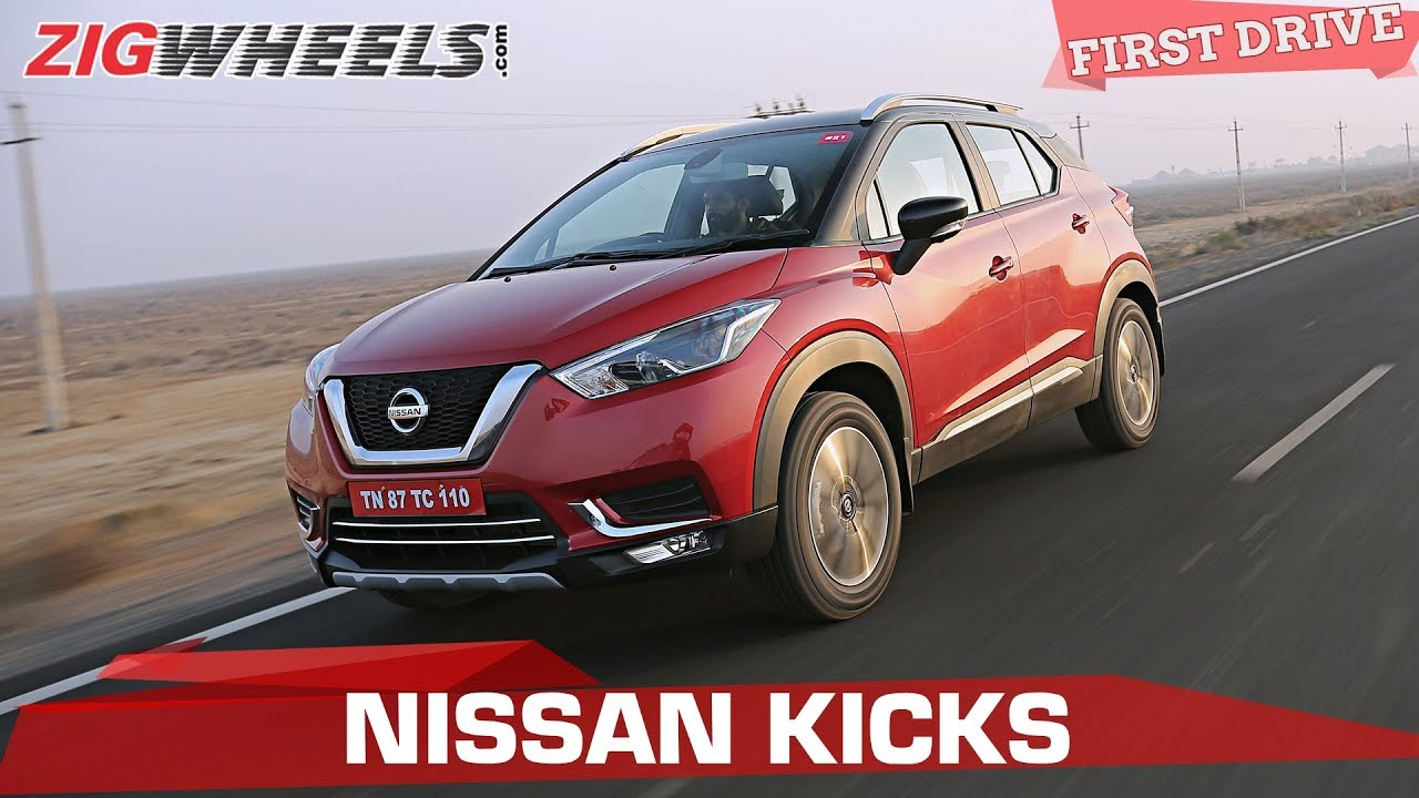 Nissan Kicks Review A Premium Creta Rival Zigwheels
