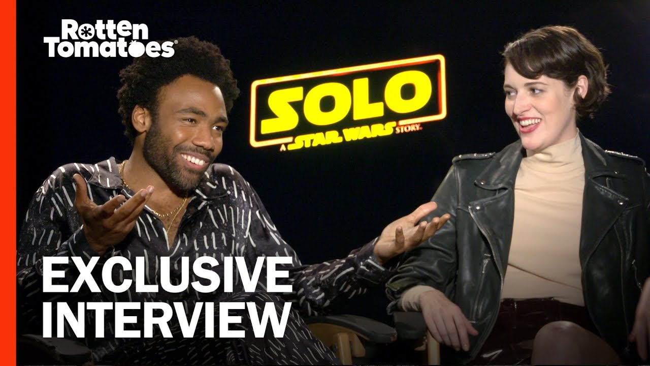 UNCUT 'Solo: A Star Wars Story' Interviews | Rotten Tomatoes