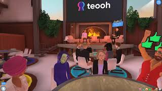 Webinar with the Teooh team