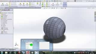 SheetMetal Sphere