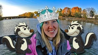 Fishing with the Skunk Queen!! Ultimate Fishing Challenge