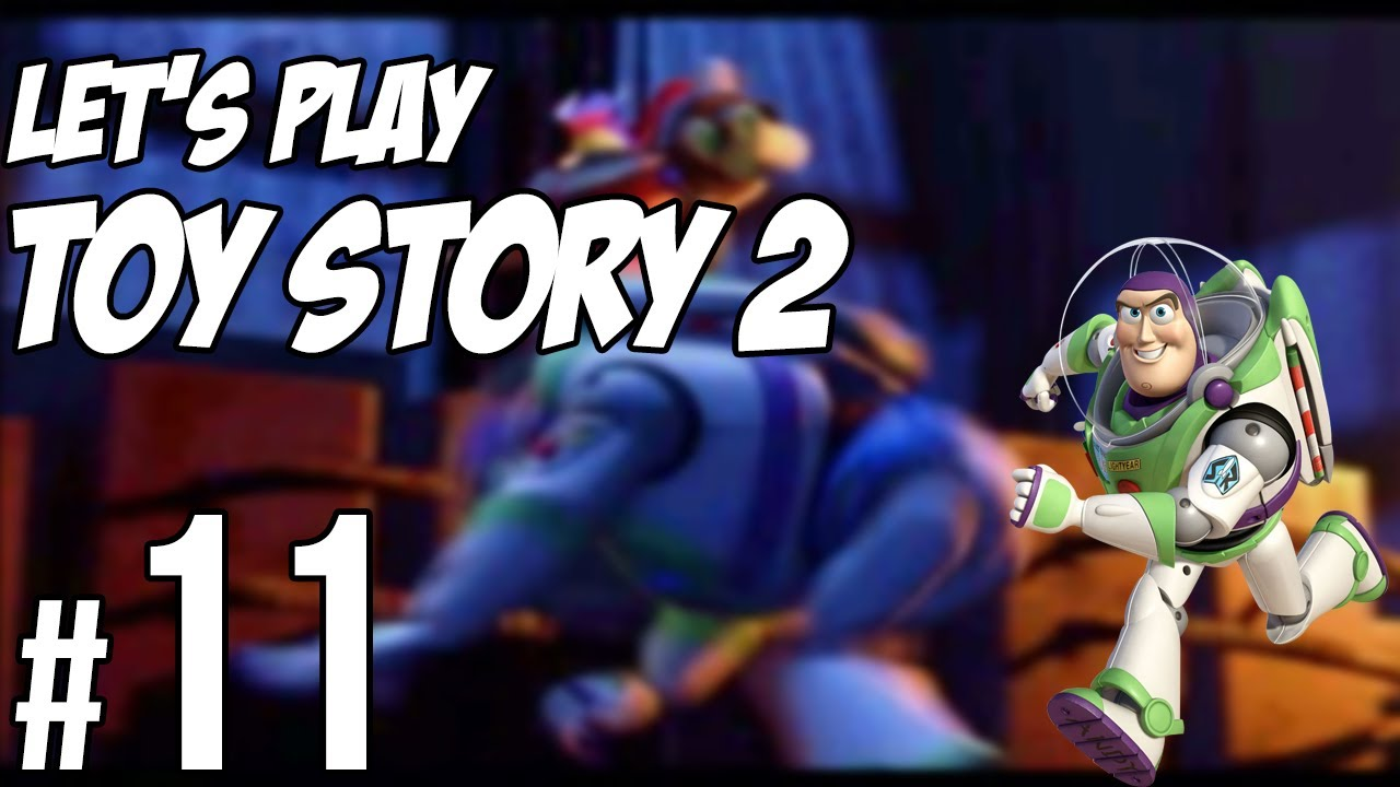 Toy Story Games Play Now : Let s play toy story quot the evil emperor zurg part