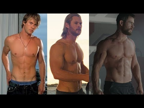 "Chris Hemsworth ""Thor"" Training and Workout Body ...