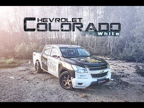 Chevrolet Colorado กับความหล่อที่ไม่เป็นรองใครจาก Panda Zing By BoxzaRacing.com