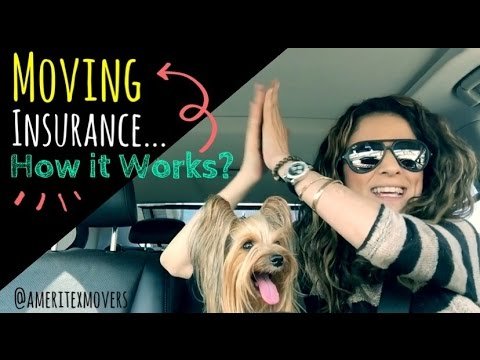 Moving Insurance: How it Works