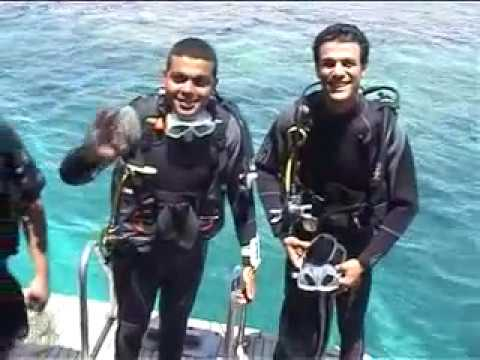 sea scout divers adventure in Hurghada