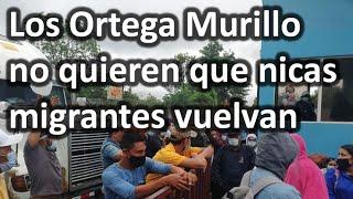 Gobierno sandinista impide ingreso sin razón alguna a nicas que intentan reingresar a su país