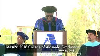 P-SPAN #635: College of Alameda Graduation 2018