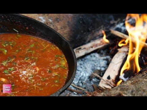 Authentic Tomato Soup | Spaghetti Sauce | Tasty Foods | 4k