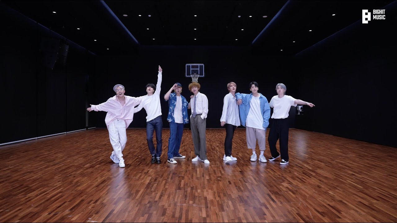 [BANGTAN BOMB] Butter in 노래방 Behind the Scenes - BTS (방탄소년단)