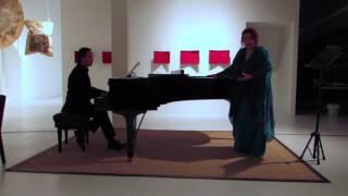 Conchita De Antuñano Mezzo Soprano Granada A. Lara