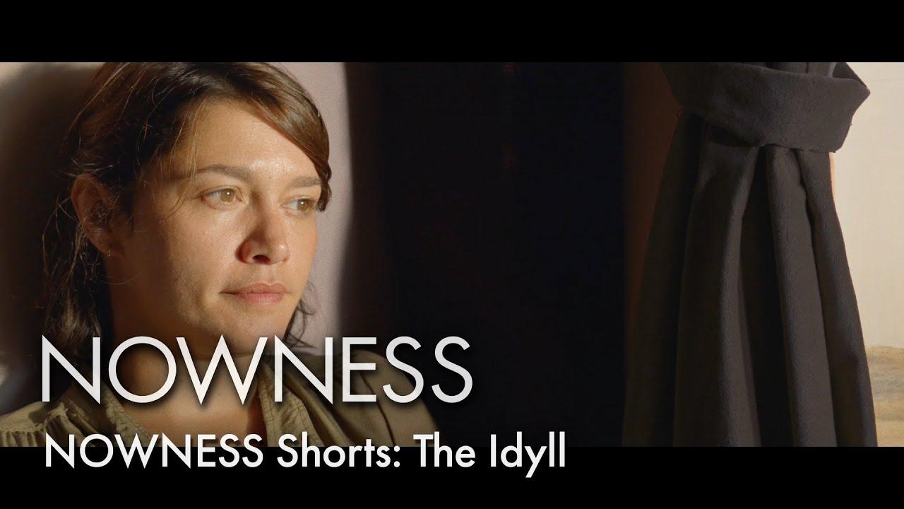 Dougray Scott and Emma De Caunes in The Idyll