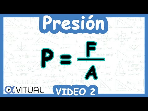 Presión ejemplo 2 de 5 | Física - Vitual from YouTube · Duration:  3 minutes 39 seconds
