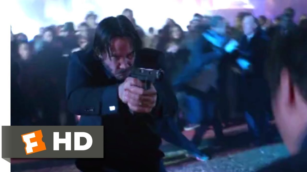 Download John Wick: Chapter 2 (2017) - Concert Fight Scene (3/10) | Movieclips