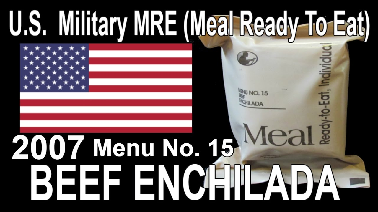 a to life ready dp military insp meals case sealed mre b shelf factory fresh eat