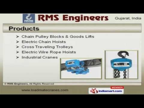 Material Handling Equipment By RMS Engineers, Surat
