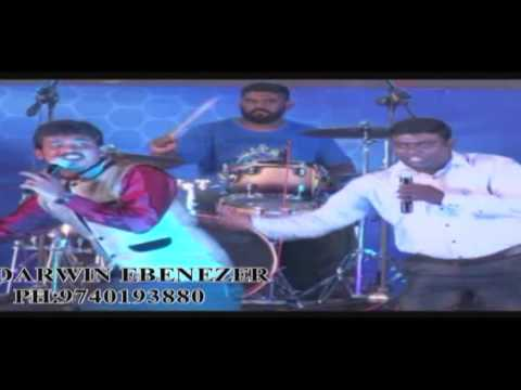 PR.DARWIN EBENEZER..!!! GRACE FEST 2015 (Thoothukudi) PRAISE & WORSHIP , MESSAGE PART - 3