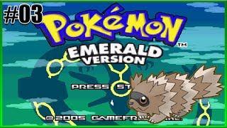 Pokemon Emerald Playthrough #03