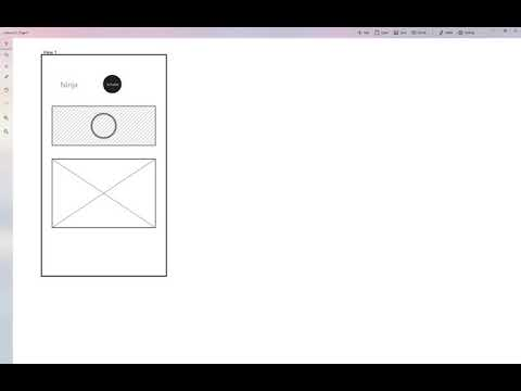 """Microsoft's """"Ink to Code"""" turns drawings into user"""