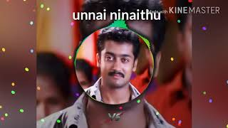 Unnai ninaithu bgm | broken heart | what's app status video