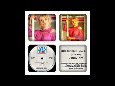 NANCY DEE   HIGH TENSION CLUB