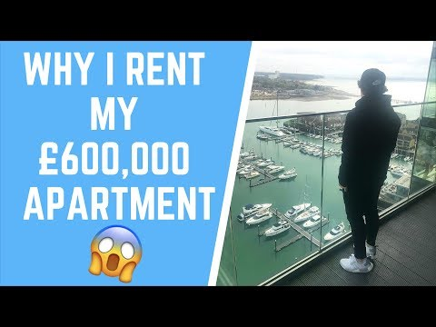 Why I Chose To Rent My Apartment