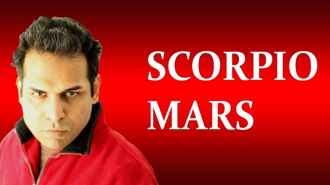 Mars in Scorpio in Horoscope (All about Scorpio Mars zodiac sign)
