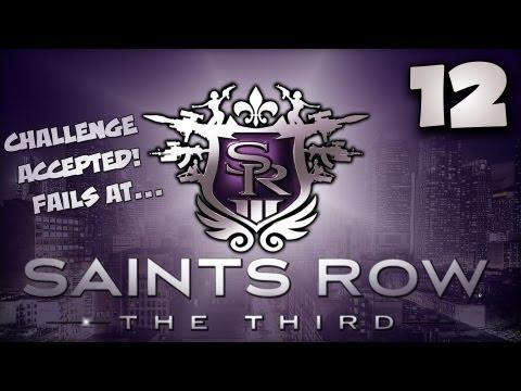 Saints Row the Third [Part 12] - Frank the Tank |