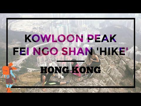 KOWLOON PEAK (Fei ngo san) HONGKONG