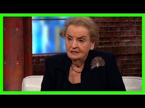 Albright: state dept. vacancies a 'national security emergency'