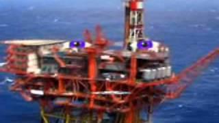 Oil platform speaks