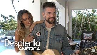 Exclusiva: Juanes y su esposa Karen cuentan anécdotas de su matrimonio streaming