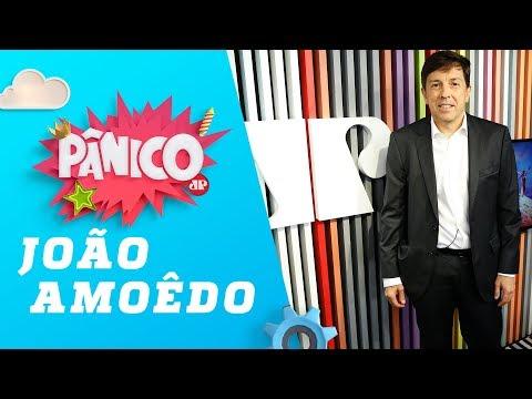 João Amoêdo - Pânico - 04/09/18