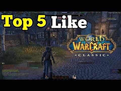 Top 5 Best World Of Warcraft Like Games For Android And IOS Of All Time! (2019)