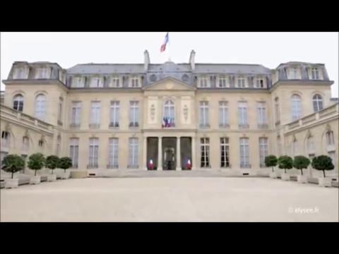 这就是马克龙总统的家 Elysee Palace Tour