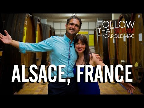 (Food & Wine) Of Alsace With David Jaegle | FOLLOW THAT SOMM