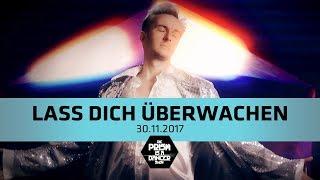 Heute im Neo Magazin Royale: Lass dich überwachen - Die PRISM Is A Dancer Show mit Jan Böhmermann