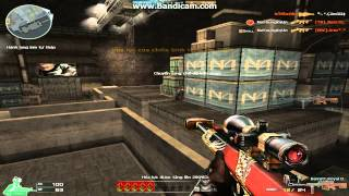 CrossFire Vietnam : Barrett M82A1-Royal Dragon Gameplay