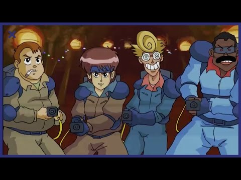 This fake 1980s Ghosbusters anime deserves an entire season