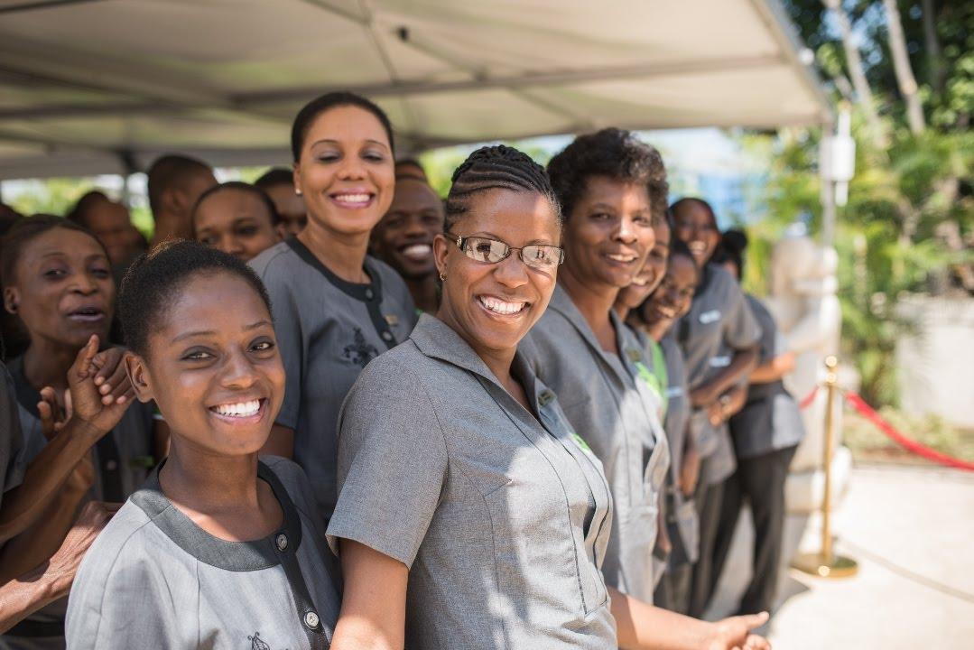 Marriott and Digicel Open Haiti Hotel