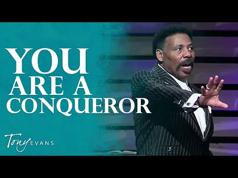 Overcoming In Christ | Sermon by Tony Evans