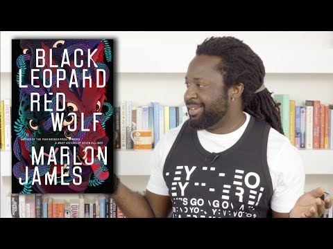 Marlon James: The Waterstones Interview