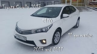 Обзор Toyota Corolla 11 (е170), плюсы и минусы, стоит ли покупать?