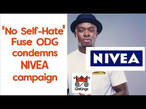 """Remove Your Foolish Billboards"", Fuse ODG warns Nivea"