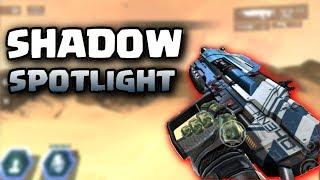 SHADOW AR Spotlight - Best PvP weapon? - Shadowgun Legends