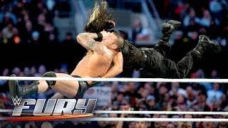 28 RKOs, Stunner und Cutter: WWE Fury – 19. April 2015