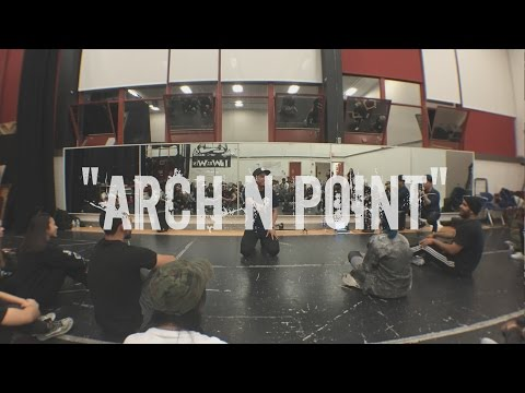 Pat Cruz - Arch N Point | Fusion & Kinematix