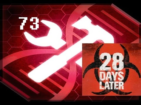 Plague inc:Evolved Custom Scenarios |Ep73| 28 Days Later
