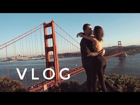 VLOG Сан-Франциско 🚗 КАК Я ПОПАЛА В ТЮРЬМУ 😬 МОЕ ПУТЕШЕСТВИЕ ПО США 😍